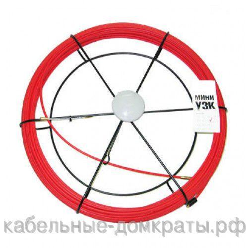 Мини УЗК 6 мм 30 метров на катушке №2 МАЛИЕН