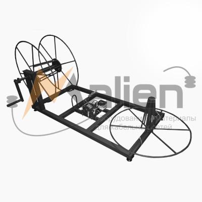 СПК 0,6-30РВ Станок для перемотки кабеля