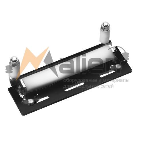 РЛ-КЛ-100/200 Ролик кабельный прямой для кабельного лотка МАЛИЕН