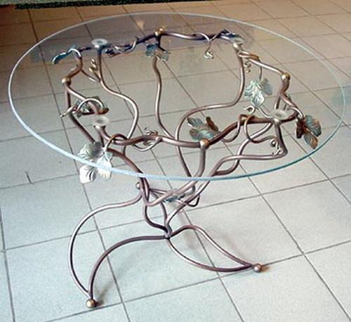 Кованый столик