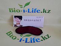 Турмалиновая маска для глаз с биомагнитами -Ночник