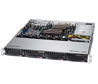 Server Supermicro CSE-813MFTQ-441CB MBD-X11SSL-F