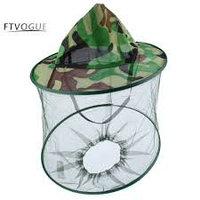 Накомарник - шляпа и москитная сетка для защиты от комаров