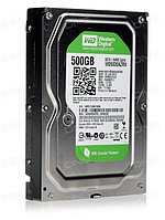 Жесткий диск Western Digital (WD500AACS) 500 gb
