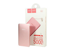Батарея Power Bank Hoco B13 5000 mAh, фото 2