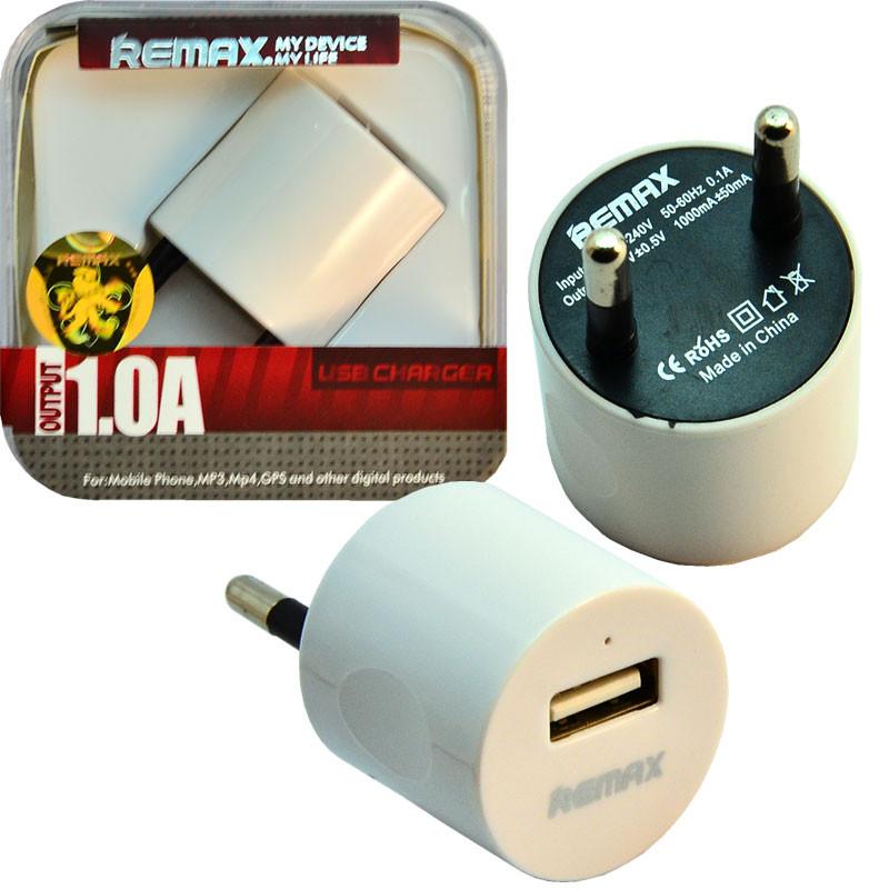 Зарядное Устройство Remax USB Output 1.0A