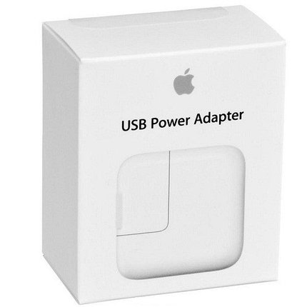 Зарядное устройство Apple Store Power Adapter Apple iPad Original 12W, фото 2