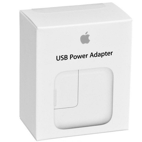 Зарядное устройство Apple Store Power Adapter Apple iPad Original 12W