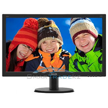 "Монитор 23,8"" PHILIPS 240V5QDAB/01 IPS, 16:9, 1920x10800, 5мс, 250 кд/м2, 1000:1, 10M:1,  Угол обзор"