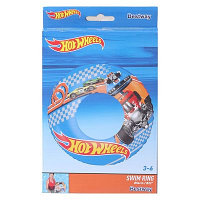 Круг для плавания Hot Wheels d=56см, 3-6 лет Bestway93401