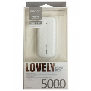 Батарея Power Bank Proda MD02 Lovely 5000 mAh, фото 2