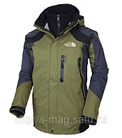 Куртка The North Face FLS  . S, Зеленый