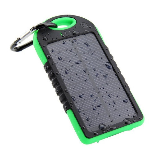 Батарея Power Bank SOLAR 5000 mAh