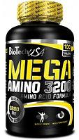 Аминокислоты Mega Amino 3200 - 100 таб