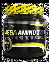 Аминокислоты Mega Amino 3200 - 300 таб