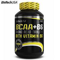 Аминокислоты BCAA+B6 100 таб