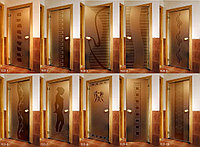 Дверь для саун Harvia TLD-5 8x19