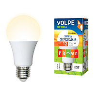 Volpe LED-A60-12W/WW/E27/FR/O картон