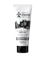 DABO CHARCOAL PORE TIGHTENING+SEBUM CONTROL ПЕНКА ДЛЯ КОЖИ С РАСШИРЕННЫМИ ПОРАМИ