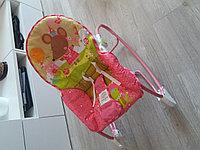 Детский шезлонг мышка Fisher Price