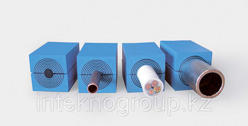 Roxtec Multidiameter BG B Ex modules, with core RM 120 BG B Ex - INTEKNO SG в Алматы