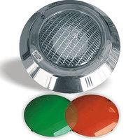Прожектор накладной ламповый RGB для бассейнов