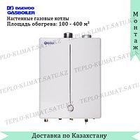 Котел газовый двухконтурный настенный DAEWOO DGB-200