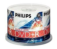 DVD R + PHILIPS (orginal)