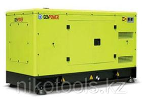 Дизельные генераторы GENPOWER GNT55 (АВР)
