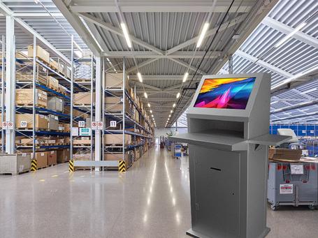 Интерактивные сенсорные панели для заводов, фото 2
