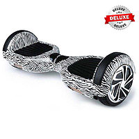 Гироскутер Smart Balance Wheels 6.5 deluxe-edition граффити зебра