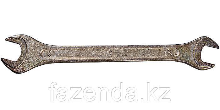 Ключ рожковый Зубр 06х07мм