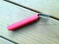 Инструмент для ремонта сайдинга