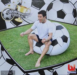 Надувное кресло мяч BestWay 75010 доставка, фото 2