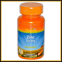 Thompson Zinc Picolinate, 50mg (60 tabs)