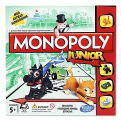 Настольная игра Моя первая Монополия (Junior)