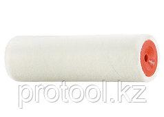 """Валик сменный """"ВЕЛЮР"""", 180 мм, ворс 4 мм, D 48 мм, D ручки 8 мм, шерсть// MATRIX"""