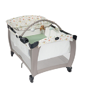 Манеж CONTOUR ELECTRA (Ted and Coco) Graco