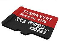 Transcend TS32GUSDU1 microSDHC 32GB class10 UHS-1 Premium (SD adapter)