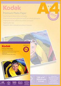 Фотобумага KODAK Premium Photo 10x15/100 листов/230г/м