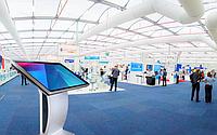 Интерактивные сенсорные панели для выставок