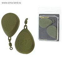 Груз Flat Pear Swivel, 127 г, набор 2 шт.