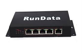 Poe switch Коммутатор Rundata PS504 4+1 10/100Mbps PoE switch (4 POE port)