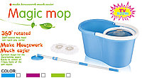 Magic mop.(Spin mop) Швабра с механизмом отжима и полоскания.ОРИГИНАЛ!!!, фото 1