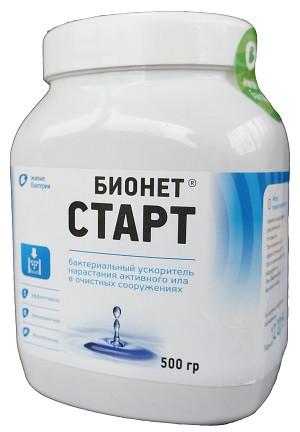 Биоактиватор Бионет Старт