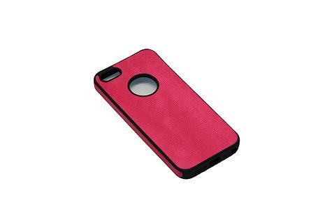 Чехол sCase с кожей iPhone 5S, фото 2