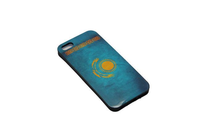Чехол KZ силиконовый iPhone 5G, S, фото 2