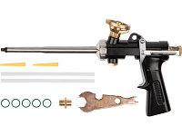 Пистолет для монтажной пены, цельнометаллический Kraftool Industrie
