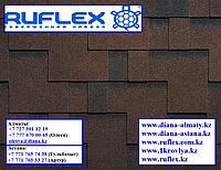Битумная черепица RUFLEX Runa (Спелый каштан), SBS (СБС) модифицированная, т87774700045