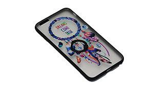 Чехол с кольцом силиконовый LG K5, фото 3